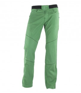 Turia men's green climbing and trekking trousers