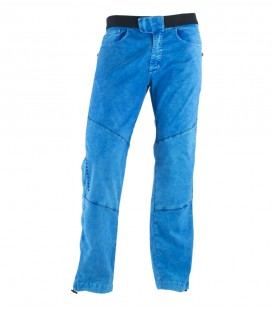 Turia men's blue climbing and trekking trousers