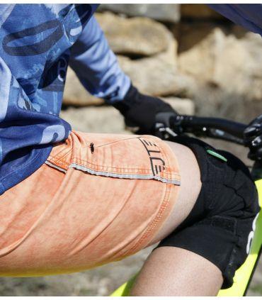 Pantalón Mountain Bike (MTB) Coloma Naranja