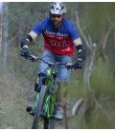 Pantalón Mountain Bike (MB) Valero Snow Hombre