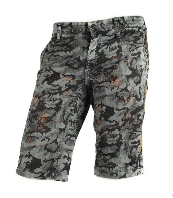 885bb0b38d2 -40% Heras Camo grey men's mountain bike (MTB) baggy jeans