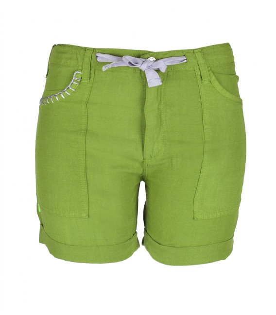 Cervol Short women's green outdoor pants