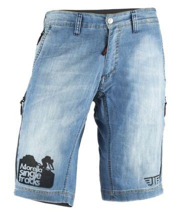 Heras Singletracks men's mountain bike (MTB) baggy jeans