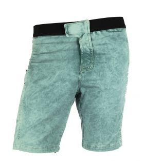 Pantalons de course à pied Aneto Vert