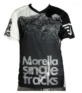 Camiseta Técnica Mountain Bike (MTB) Morella Singletracks MC