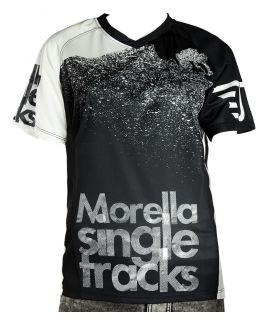 T-shirt technique VTT Morella Singletracks MC