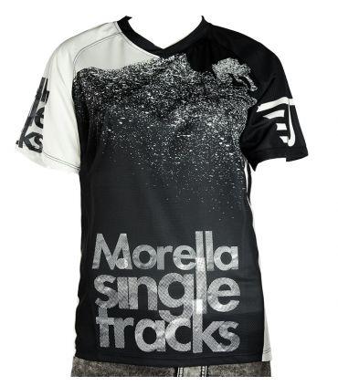 Camiseta Técnica Mountain Bike (MTB) Morella Singletracks MC