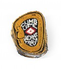 Climb Life Orange patch