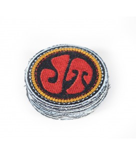 JeansTrack denim patch
