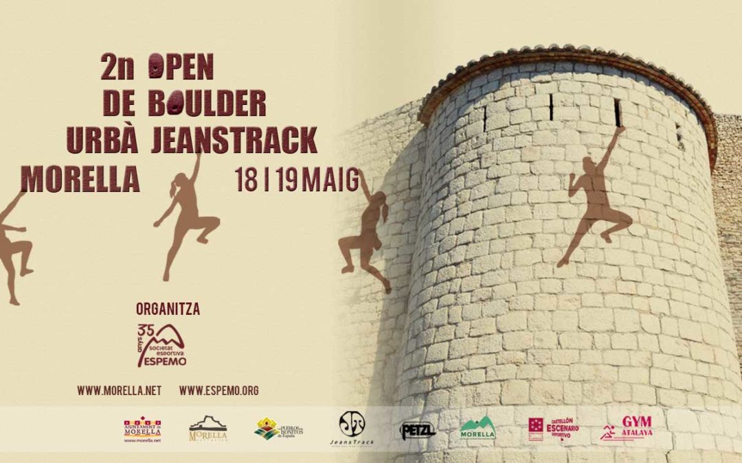 Open de Boulder Urbano JeansTrack Morella