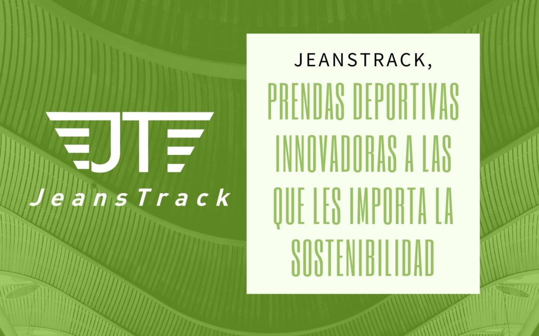 SUSTAINABILITY IN JEANSTRACK