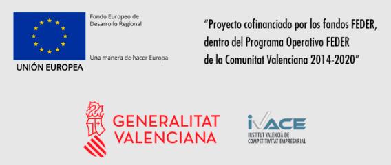 Ayudas IVACE, Generalitat y Fondos Europeos (FEDER)
