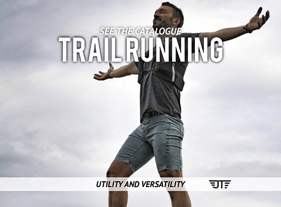 Trail running clothes jeans style