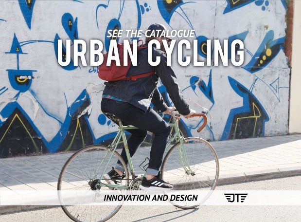 Urban Cycling clothes jeans style