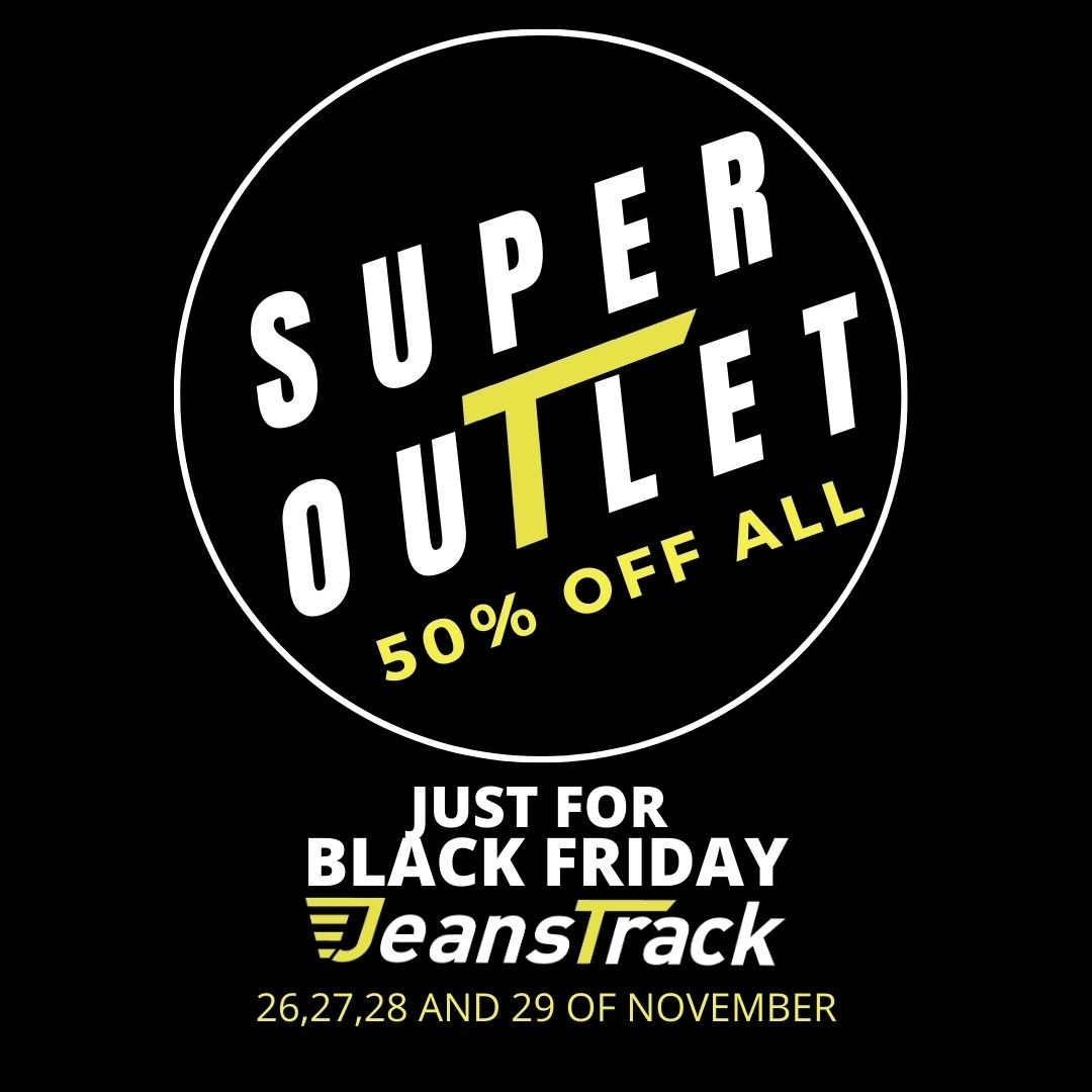 SUPER OUTLET JEANSTRACK