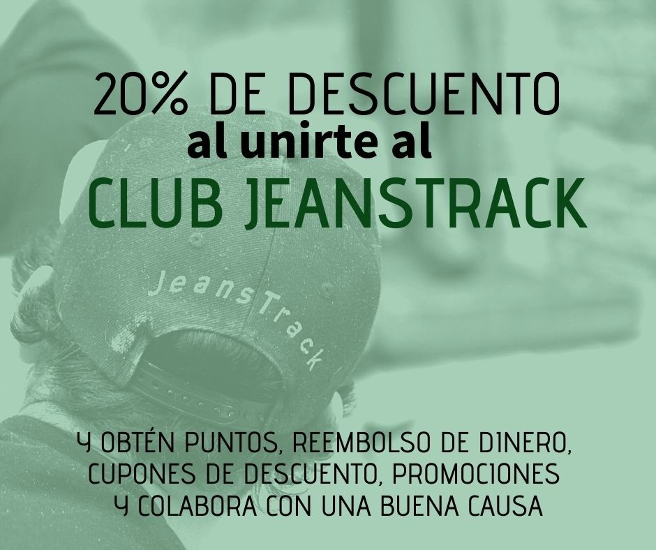 Club Cashback Jeanstrack