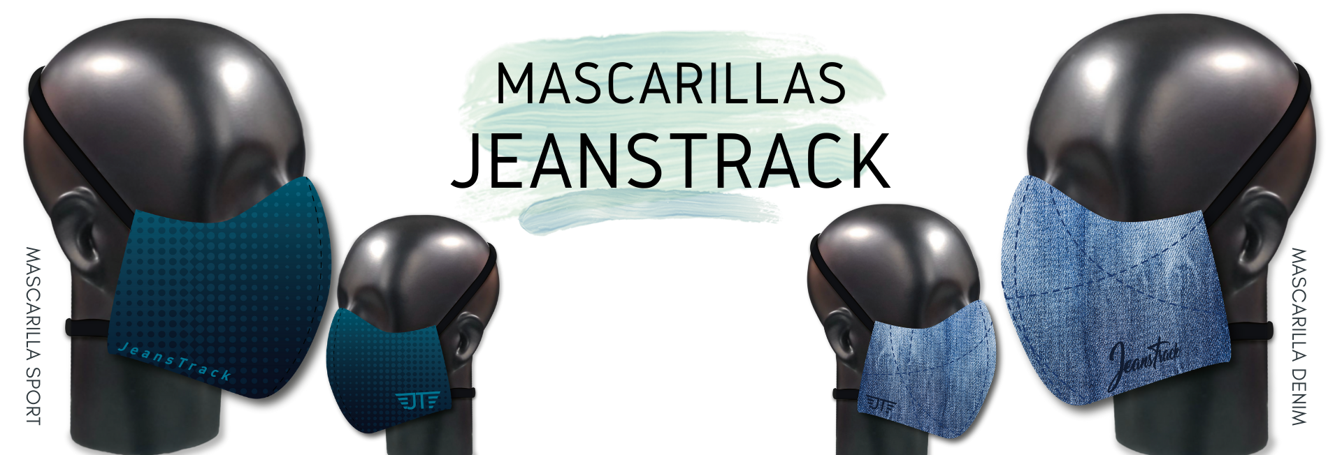 face mask Jeanstrack