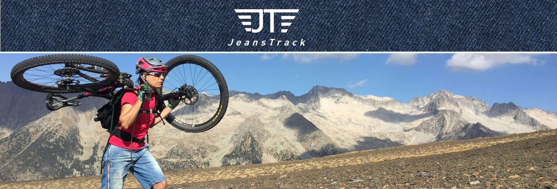 JEANSTRACK ropa para mountain bike mujer